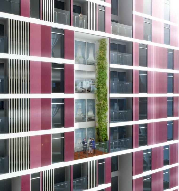 U形绸带城市规划第4张图片