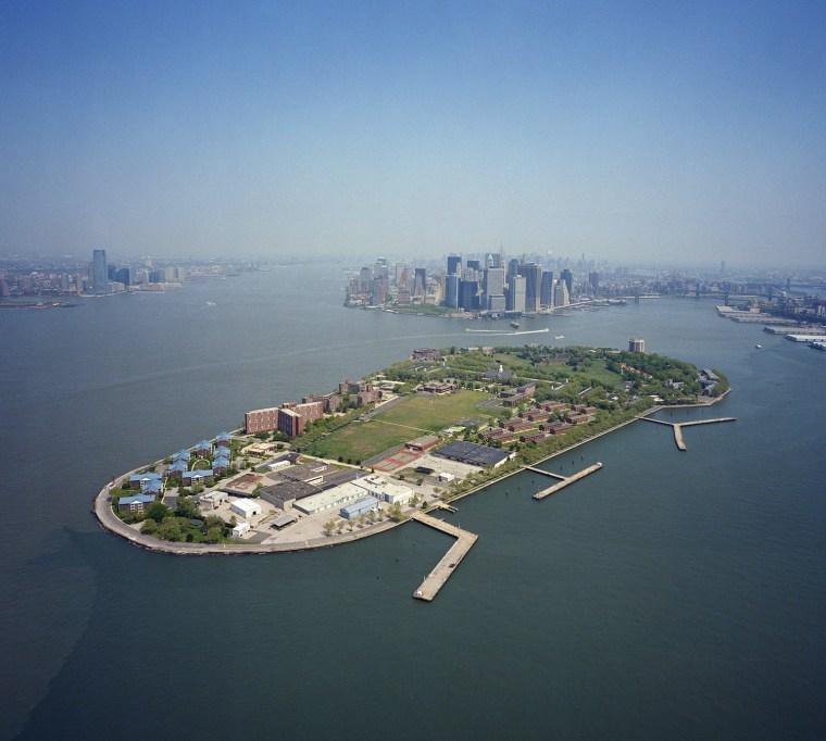2012年ASLA奖分析与规划奖 总督岛公园及公共空间设计第2张图片