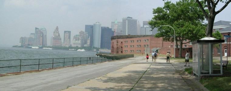 2012年ASLA奖分析与规划奖 总督岛公园及公共空间设计第3张图片