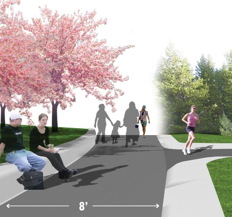 2012年ASLA奖分析与规划奖 总督岛公园及公共空间设计第11张图片