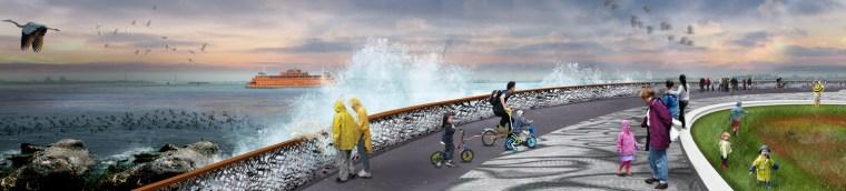 2012年ASLA奖分析与规划奖 总督岛公园及公共空间设计第12张图片