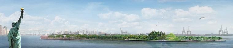 2012年ASLA奖分析与规划奖 总督岛公园及公共空间设计第15张图片