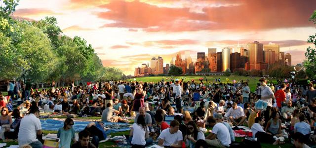 2012年ASLA奖分析与规划奖 总督岛公园及公共空间设计第18张图片