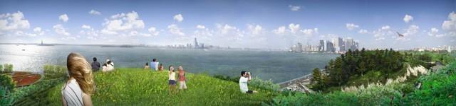 2012年ASLA奖分析与规划奖 总督岛公园及公共空间设计第22张图片