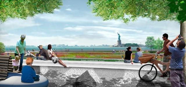 2012年ASLA奖分析与规划奖 总督岛公园及公共空间设计第23张图片