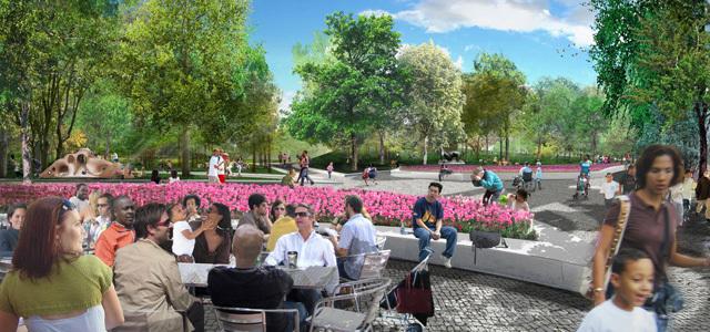 2012年ASLA奖分析与规划奖 总督岛公园及公共空间设计第27张图片