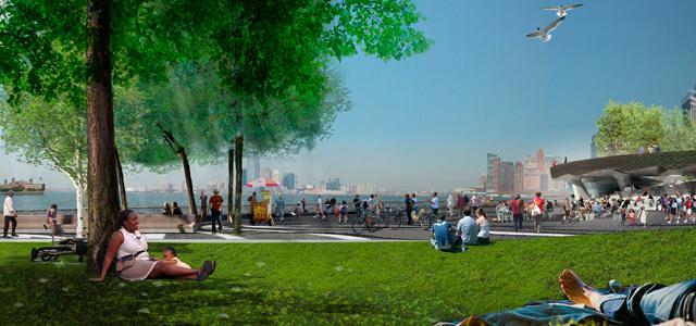 2012年ASLA奖分析与规划奖 总督岛公园及公共空间设计第28张图片