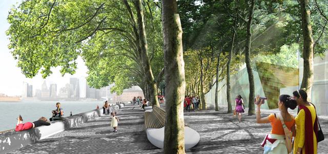 2012年ASLA奖分析与规划奖 总督岛公园及公共空间设计第29张图片