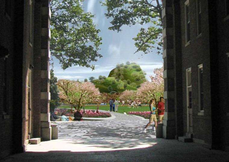 2012年ASLA奖分析与规划奖 总督岛公园及公共空间设计第32张图片