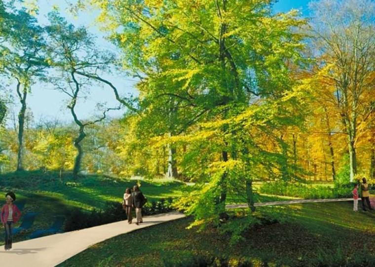 2012年ASLA奖分析与规划奖 总督岛公园及公共空间设计第34张图片