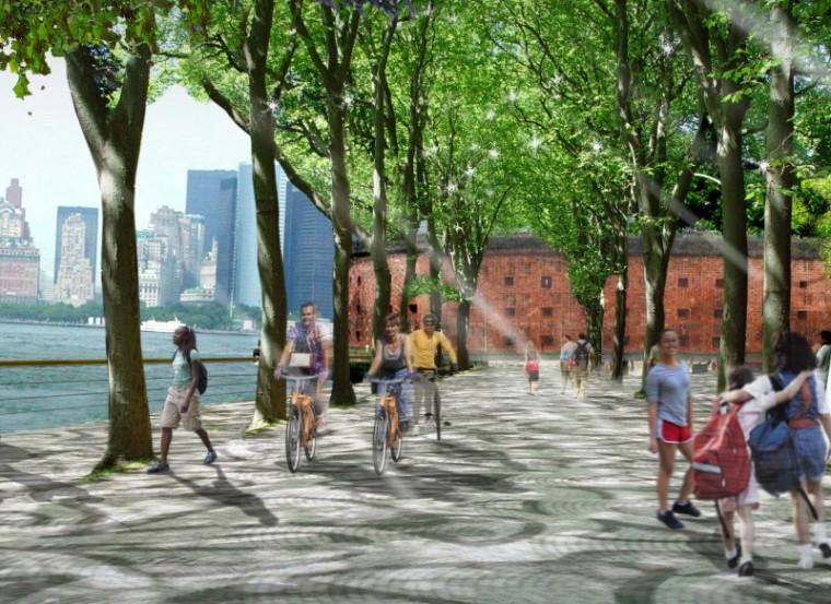 2012年ASLA奖分析与规划奖 总督岛公园及公共空间设计第35张图片