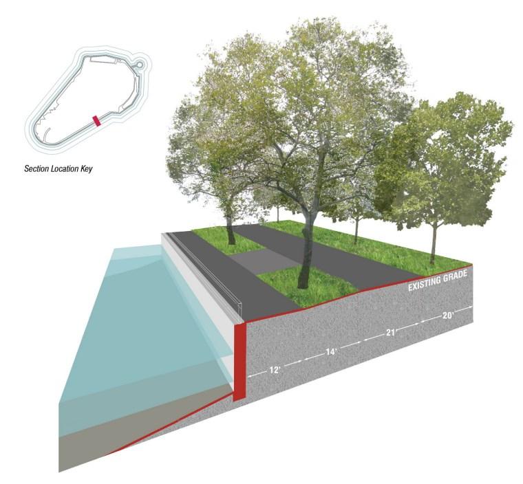2012年ASLA奖分析与规划奖 总督岛公园及公共空间设计第54张图片