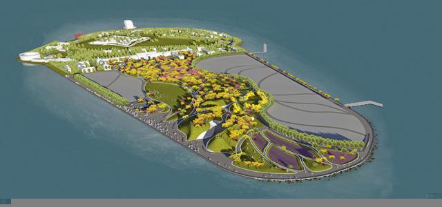 2012年ASLA奖分析与规划奖 总督岛公园及公共空间设计第57张图片