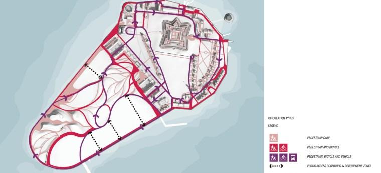 2012年ASLA奖分析与规划奖 总督岛公园及公共空间设计第61张图片