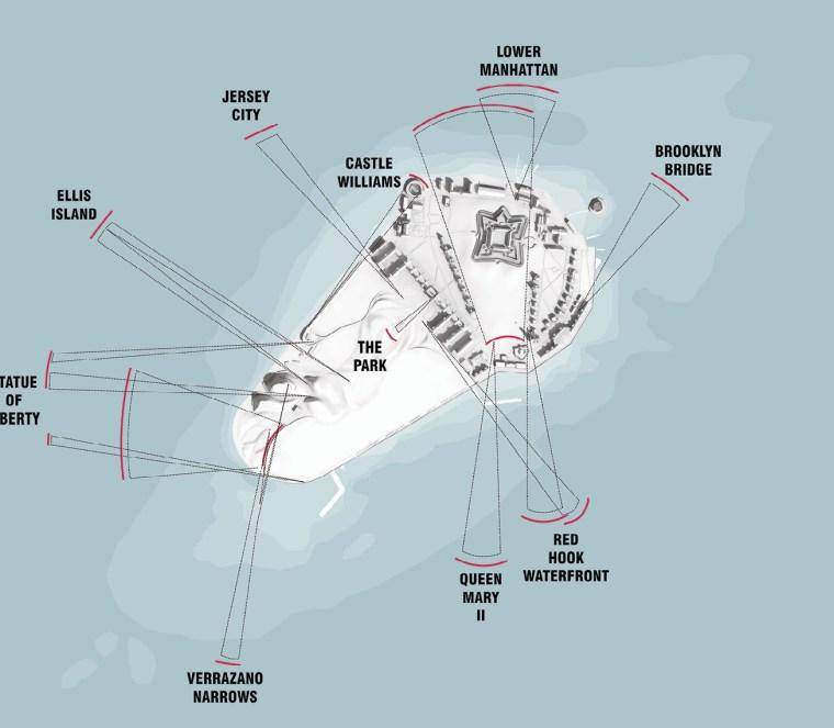 2012年ASLA奖分析与规划奖 总督岛公园及公共空间设计第64张图片