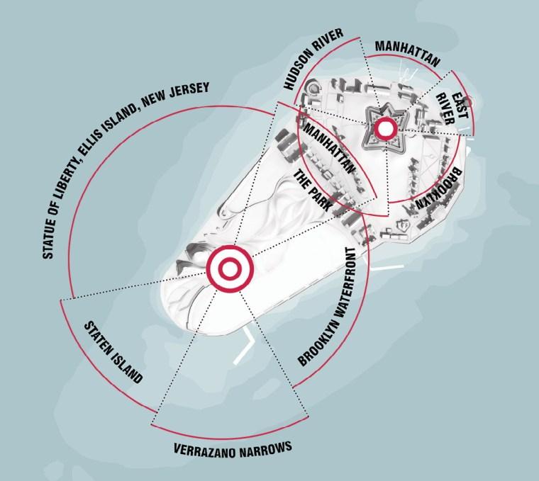2012年ASLA奖分析与规划奖 总督岛公园及公共空间设计第66张图片