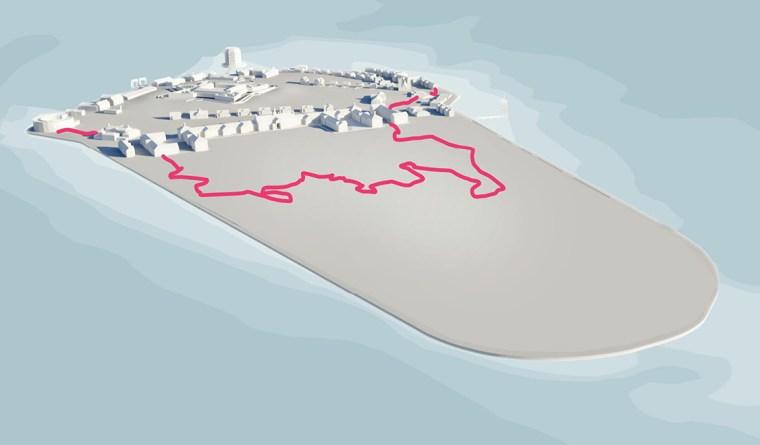 2012年ASLA奖分析与规划奖 总督岛公园及公共空间设计第68张图片