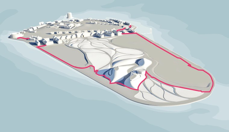 2012年ASLA奖分析与规划奖 总督岛公园及公共空间设计第69张图片