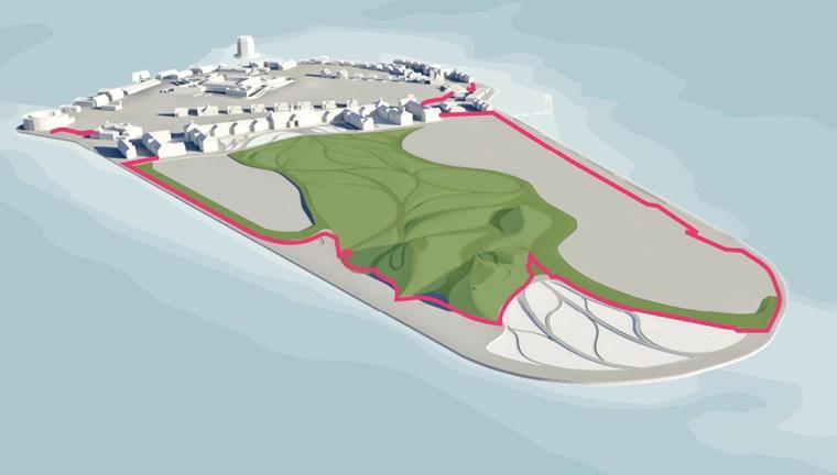 2012年ASLA奖分析与规划奖 总督岛公园及公共空间设计第70张图片