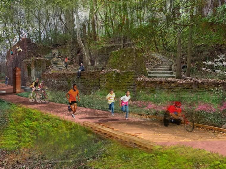2012年ASLA奖分析与规划奖 红山公园
