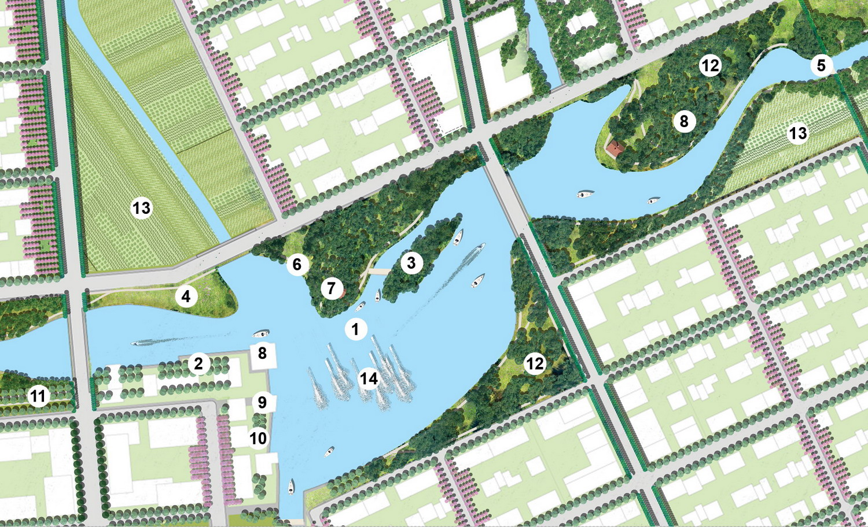 2012年ASLA奖分析与规划奖都市里的农业小镇_72