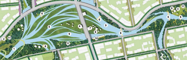 2012年ASLA奖分析与规划奖都市里的农业小镇_74