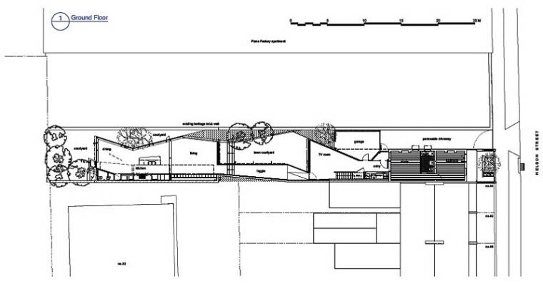 16-紧凑结构别墅第17张图片