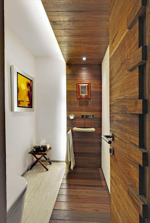4-时尚亲切的住宅第5张图片