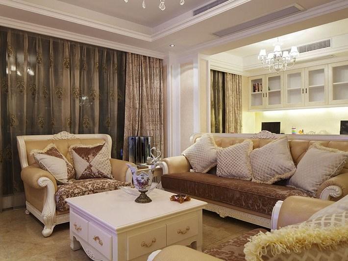 140平欧式奢华住宅