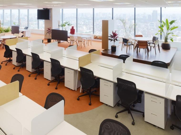 创意开放式办公室