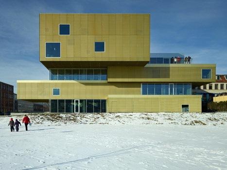 金色图书馆
