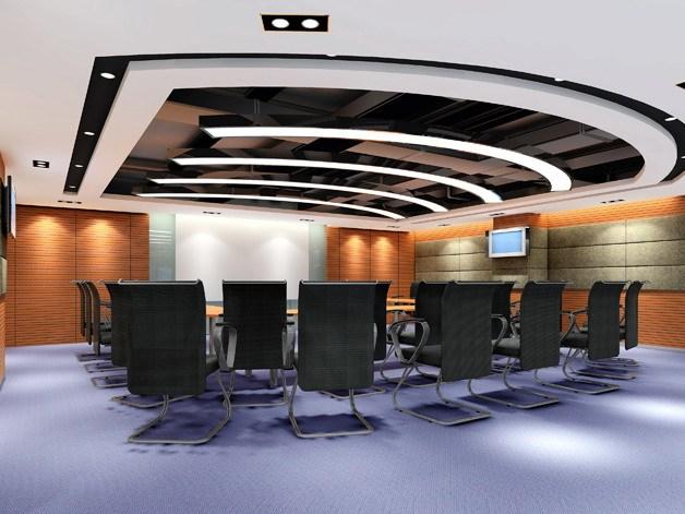 北京华航无线电测量研究所展厅