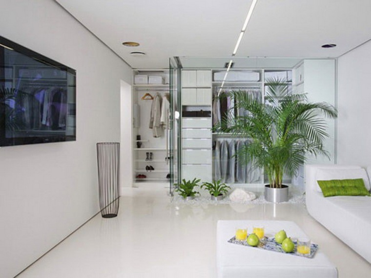 极简抽象派公寓