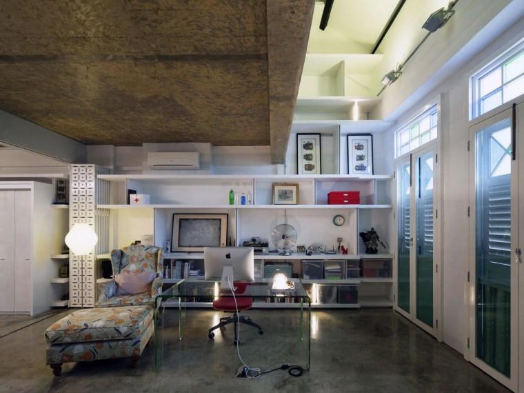 砖砌现代Loft公寓