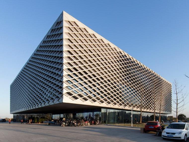 南通濠河区域城市规划资料下载-南通城市规划博物馆