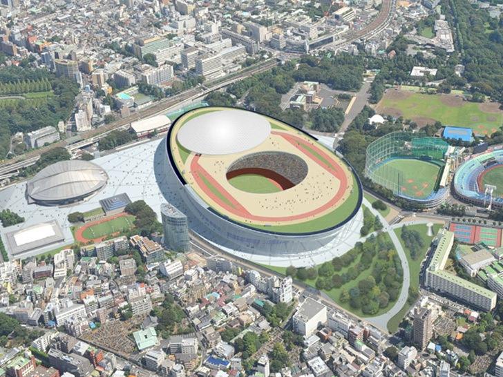 日本国家体育馆