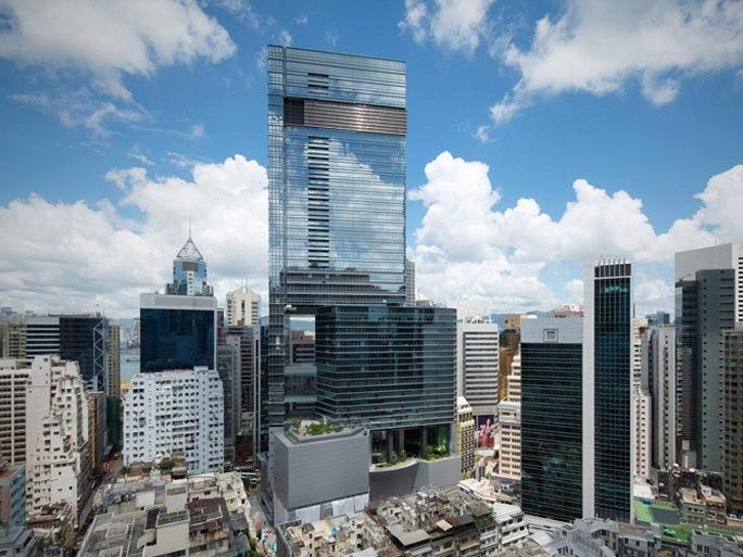 希慎广场——香港第一个获得美国绿色建筑学会白金奖的建筑