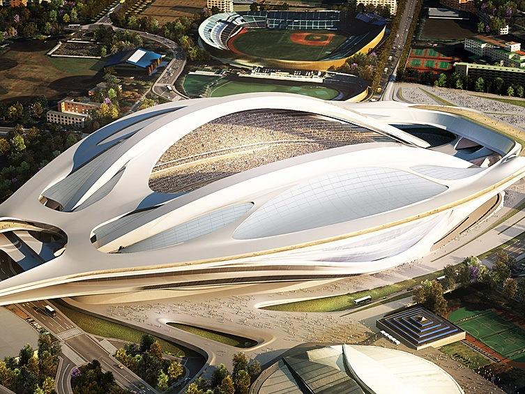 日本体育馆