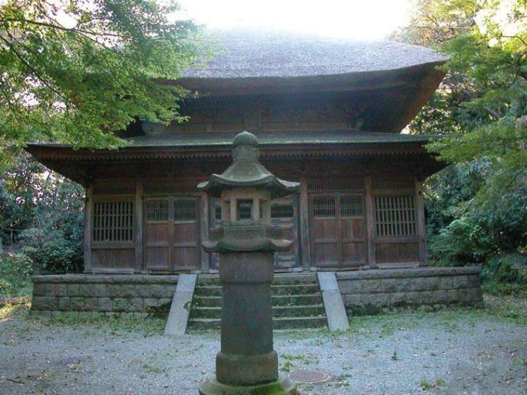 日本横滨三溪园