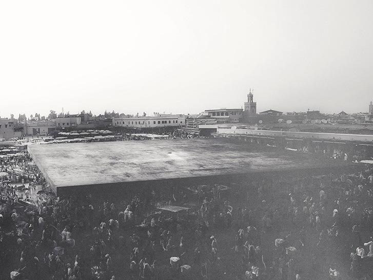 万神殿广场