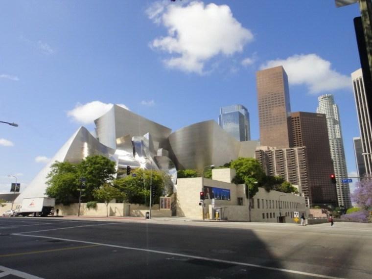 迪士尼音乐厅公共景观设计第1张图片