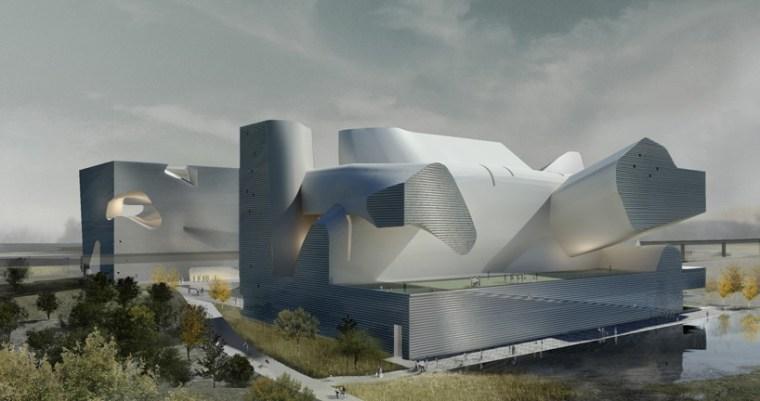 天津生态城规划博物馆