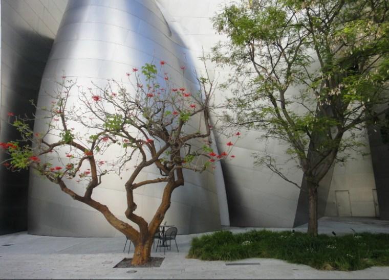 迪士尼音乐厅公共景观设计第4张图片