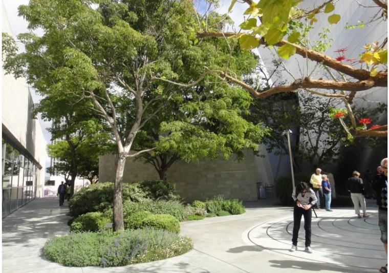 迪士尼音乐厅公共景观设计第6张图片