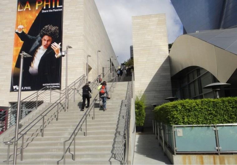 迪士尼音乐厅公共景观设计第7张图片