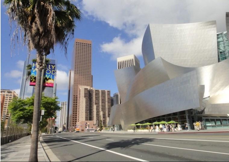 迪士尼音乐厅公共景观设计第9张图片