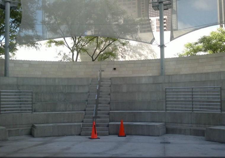 迪士尼音乐厅公共景观设计第11张图片