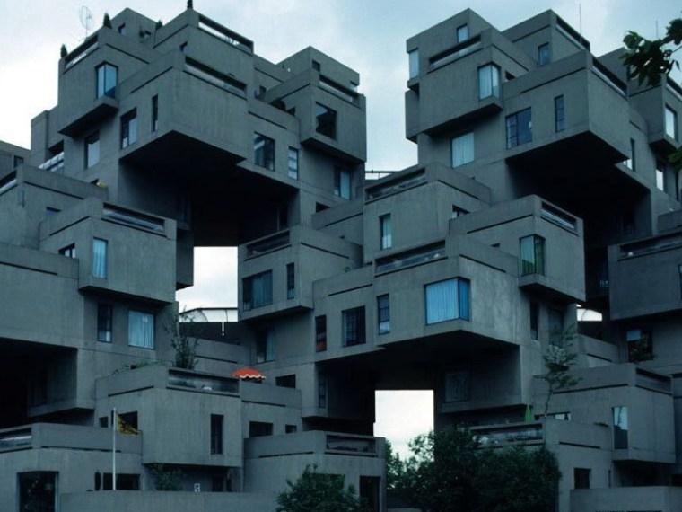 人居67高密度公寓