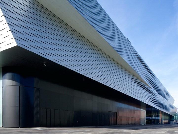 Messe Basel展览大厅