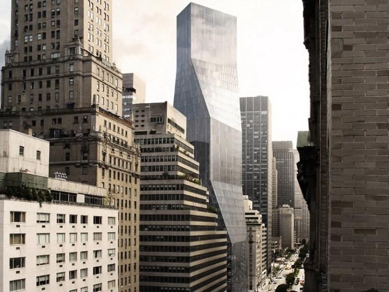 425公园大道大厦设计方案